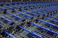 Walmart Seeks Patent For Robo-Shopping Cart
