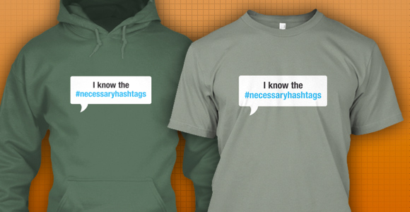 Limited Edition Gear For Our Friends In The UK: Necessary Hashtags