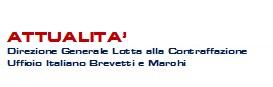 24/03/2017- COMUNICAZIONI RIGUARDANTI NUMERAZIONE DELLE DOMANDE ITALIANE DI BREVETTO