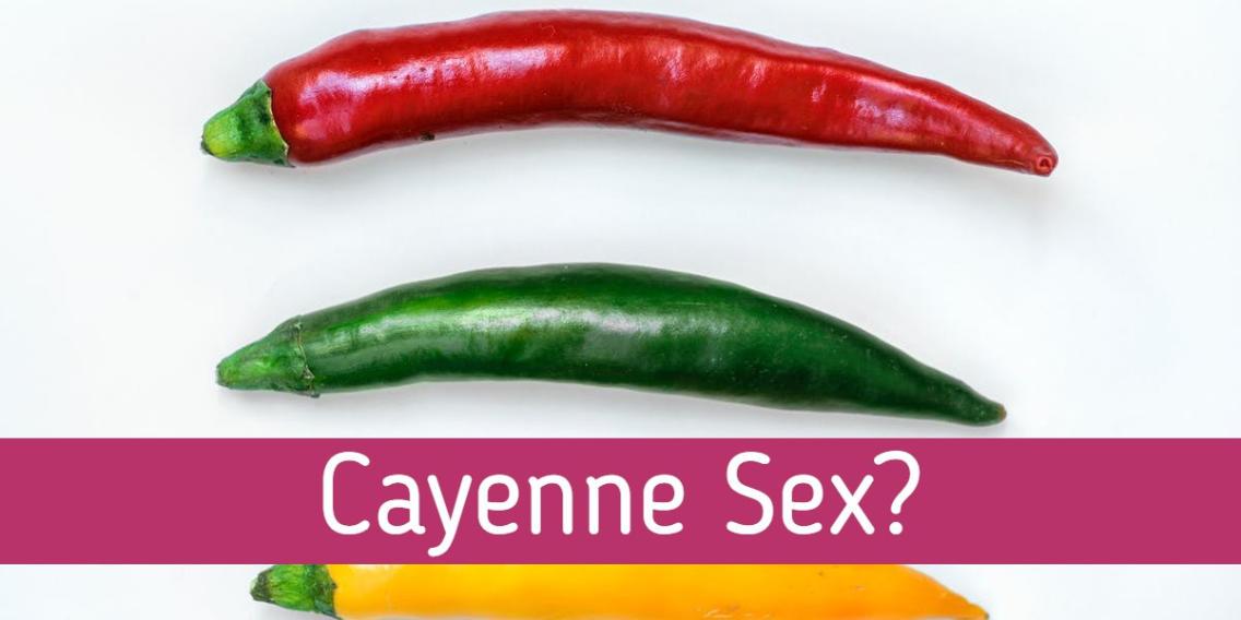 Cayenne Sex 1