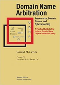 Second Edition Of 'Domain Name Arbitration' Published