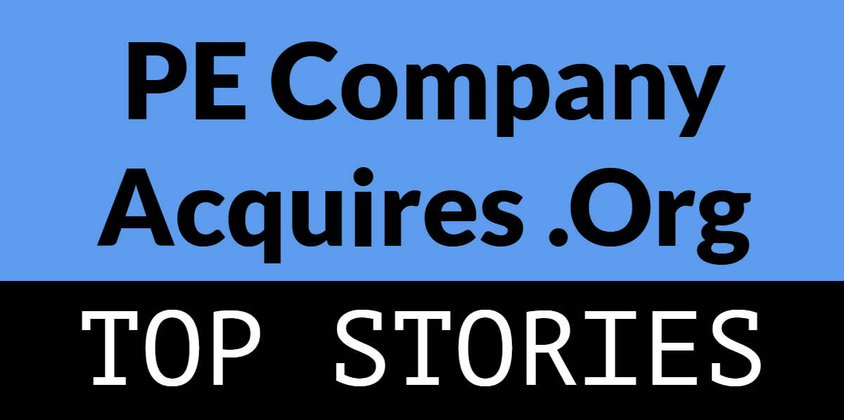 Top Stories: Private Equity Company Acquires .Org